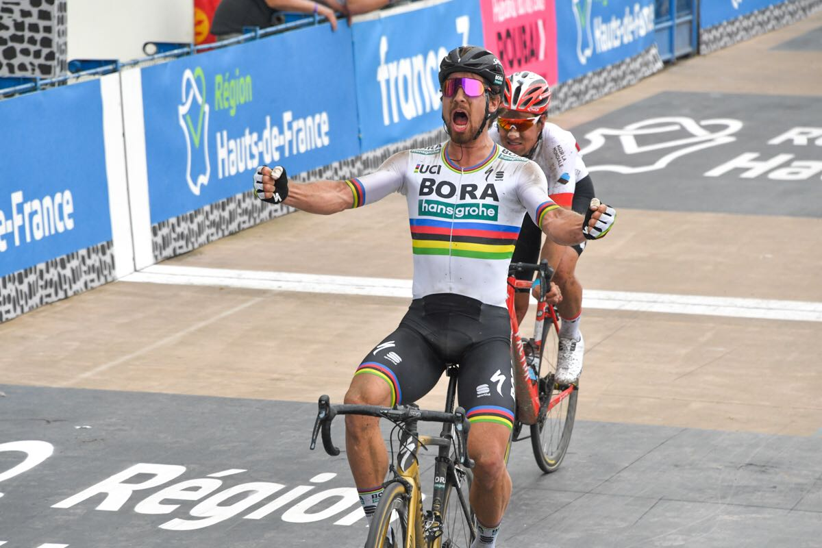Peter Sagan (majdnem) végigversenyzi a tavaszi egynapos szezont