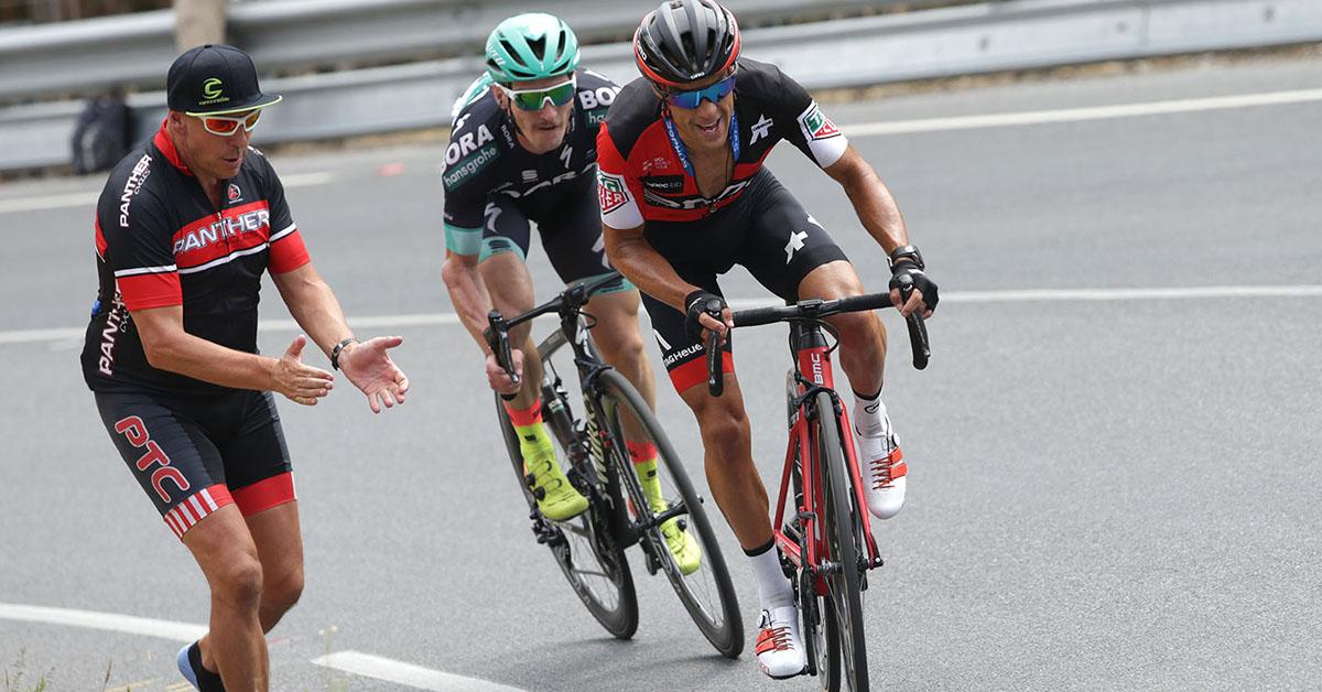 Richie Porte a Tour Down Underen debütál a Trek-Segafredo színeiben