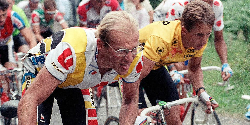 Laurent Fignon és Greg LeMond