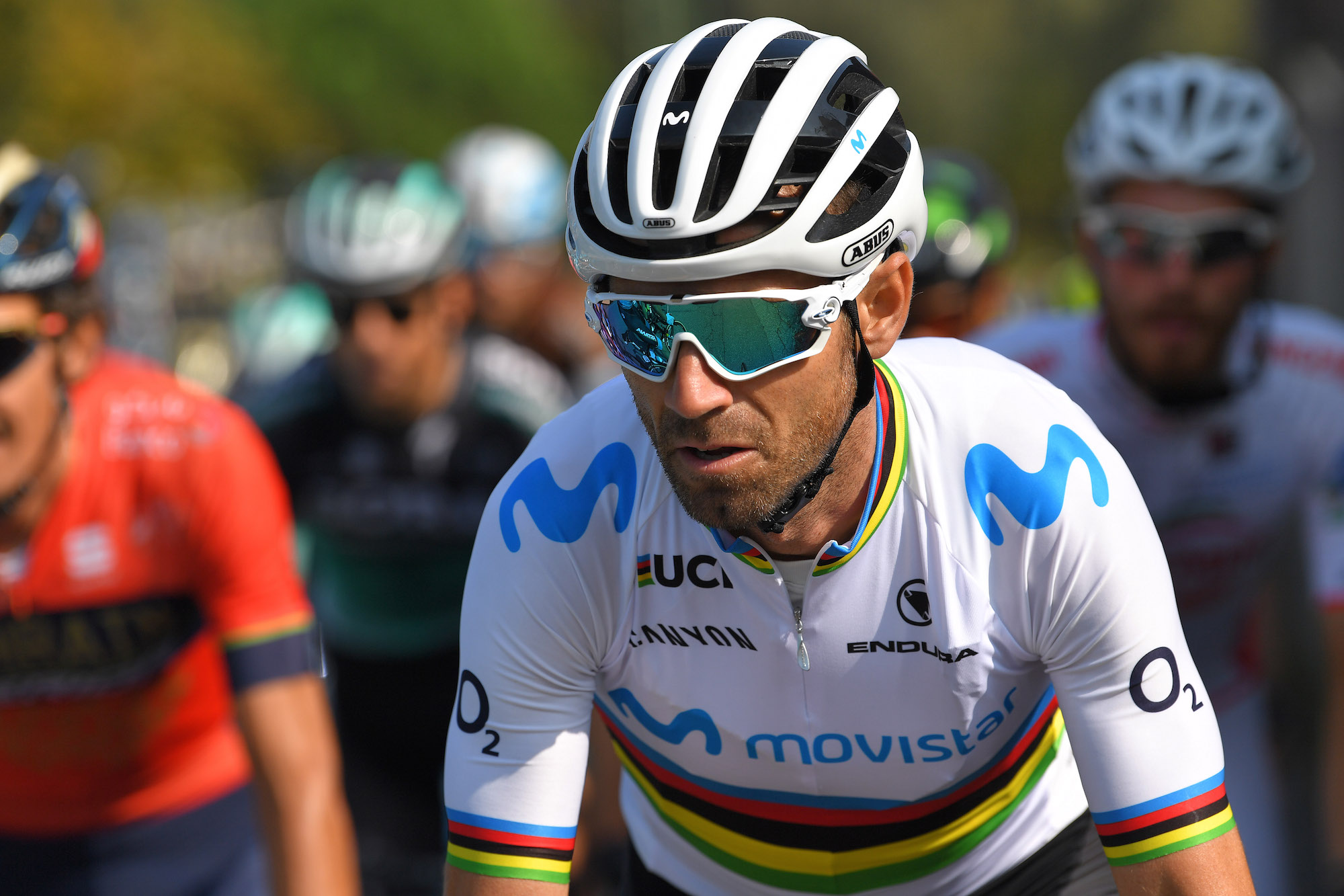 Alejandro Valverde kihagyja a Strade Bianchét