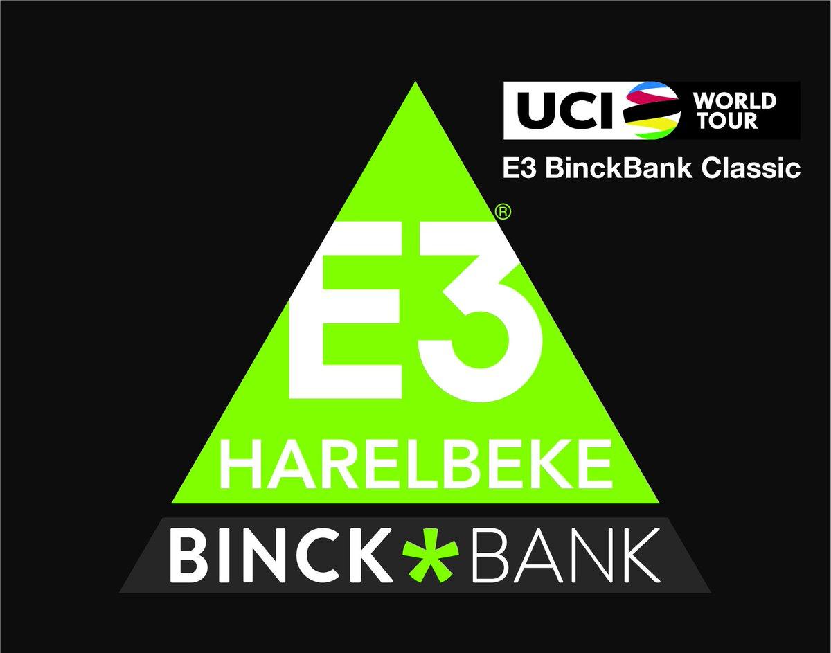 E3 Binck Bank Classic 2019 – rajtlista