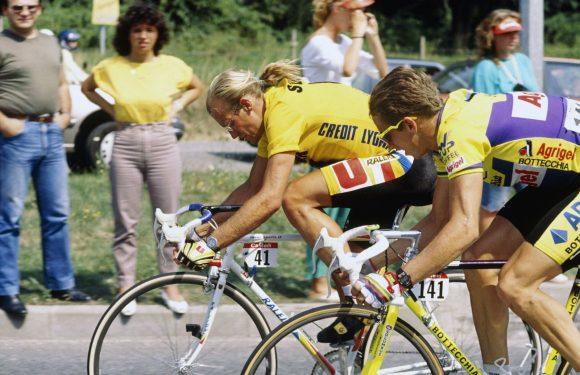 Laurent Fignon és a hírhedt nyolc másodperc (Tour de France 1989)