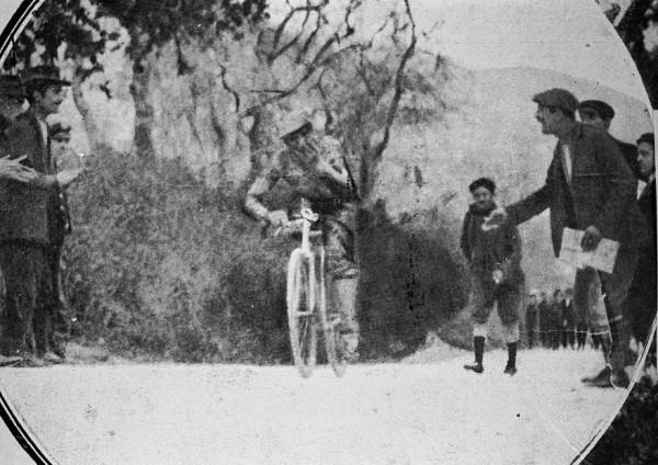 Az első Milano-Sanremo (1907)
