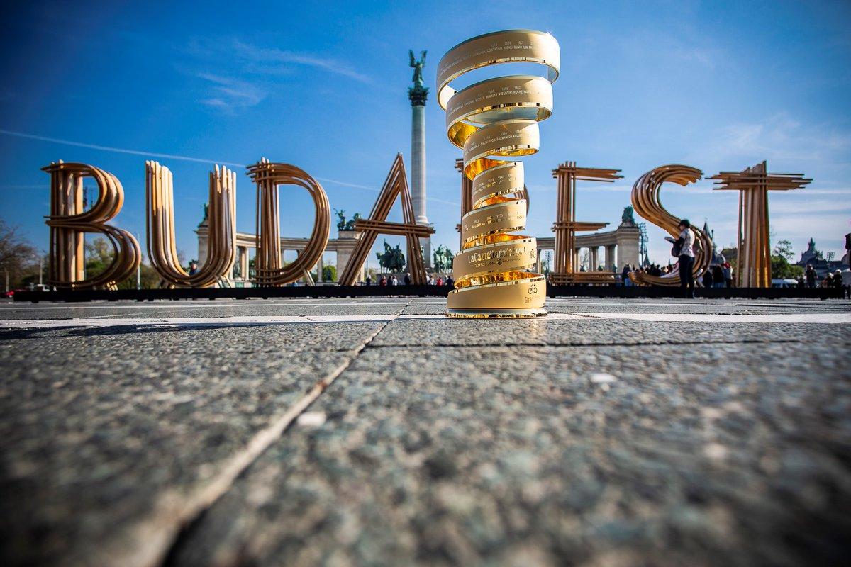 Hivatalos: Budapestről rajtol 2020-ban a Giro d'Italia