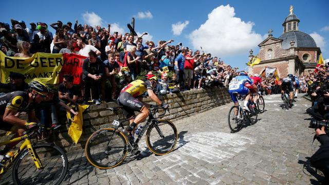 ÉLŐ KÖZVETÍTÉS: Ronde van Vlaanderen 2019