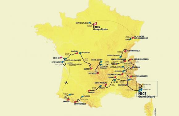 5 nagy újítás a Tour de France 2020-as programjában