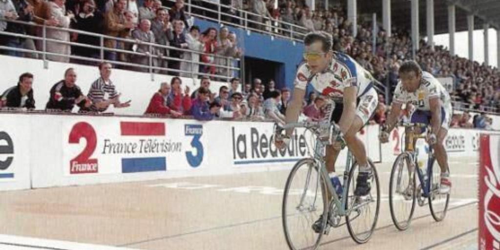 1993. április 11. – Gilbert Duclos-Lassale második Paris-Roubaix győzelme