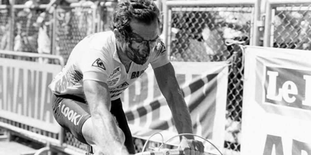1985 Július 13. Bernard Hinault bukása a Tour de France-on