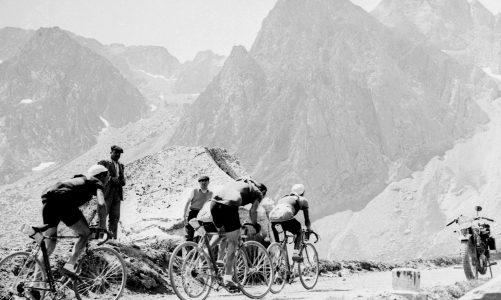 Tour de France történelem Pethő Anita Peloton mesék