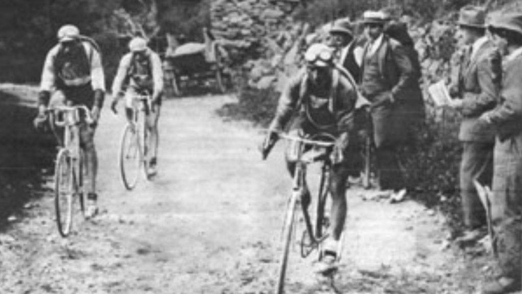Tour de France 1925 vintage kerékpáros fotók