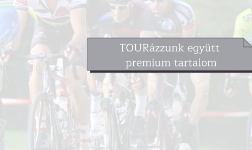 TOURázzunk együtt - országúti kerékpársport bölcsész szemmel. Pethő Anita kerékpáros blogja