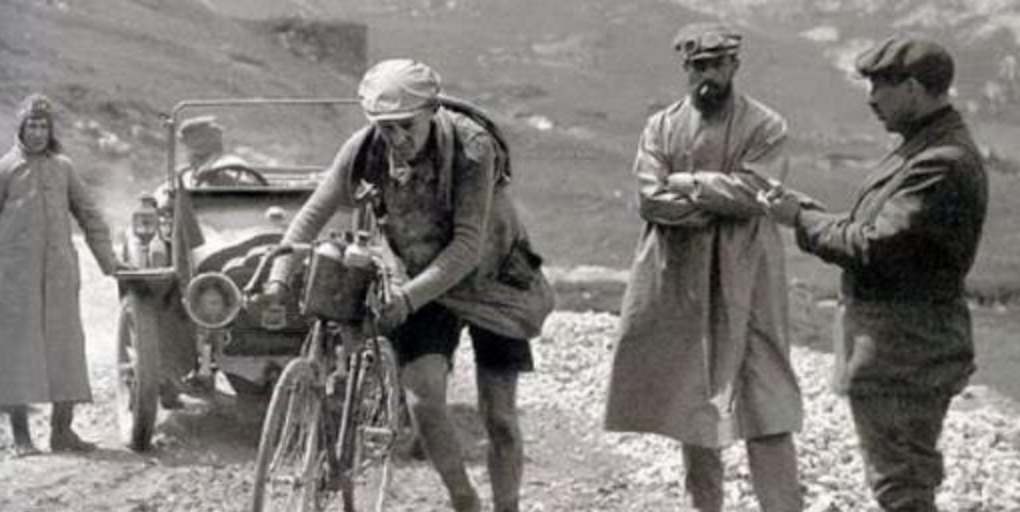 Tourmalet 1910