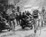 Federico Bahamontes és Jacques Anquetil Tour de France 1963