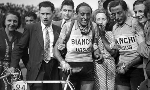 Serse Coppi, Fausto Coppi öccse