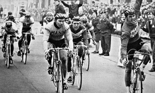 1969 március 1 Roger De Vlaeminck első győzelme az Omloop het Volkon