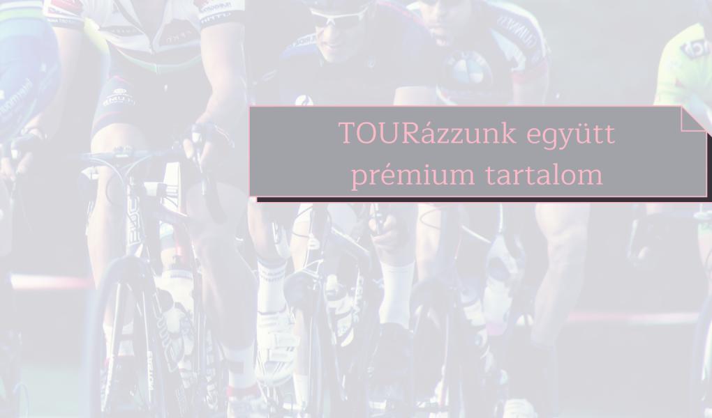 elemések összefoglalók hosszabb-rövidebb esszék a TOURázzunk együtt oldalán az országúti kerékpársportról